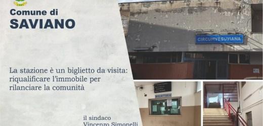 Saviano: nuova vita per la stazione della Circum