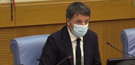 """Renzi annuncia: """"Italia Viva lascia il Governo"""". Crisi aperta."""
