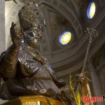 Pontificale di San Paolino. Maxischermi per seguire l'evento
