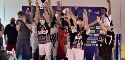 Sitting Volley: il Nola è campione d'Italia