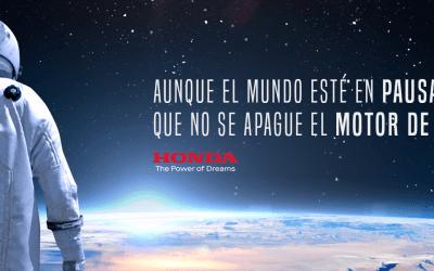 Campaña «El poder de los sueños» – Motos Honda