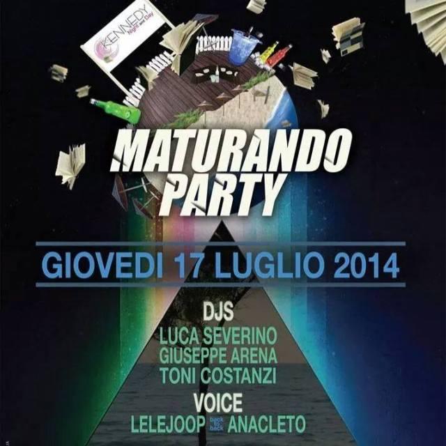 MATURANDO PARTY