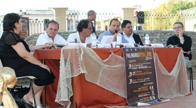 Conferenza stampa Palinuro