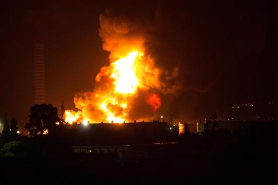 esplosione pagani