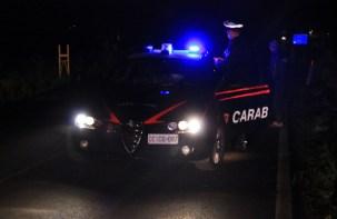 carabinieri-gazzella-sul-luogo-dellincidente-notte
