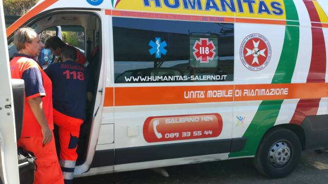 AMBULANZA PAOLINO