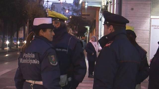 carabinieri vigili battipaglia