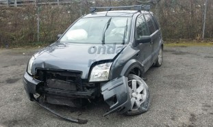 FORD FOCUS INCIDENTE
