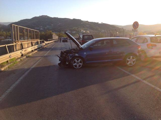 INCIDENTE SUPERSTRADA BIS 5
