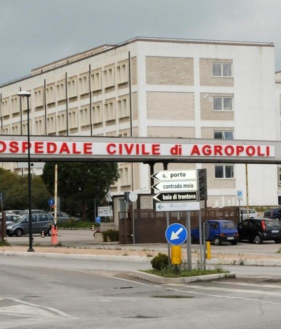 OSPEDALE AGROPOLI CIVILE