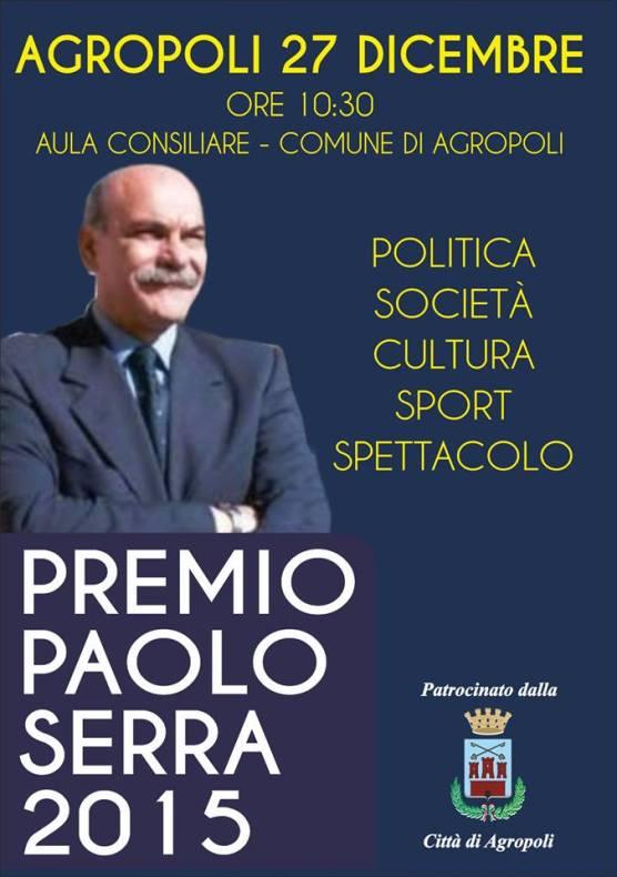LOCANDI PREMIO PAOLO SERRA