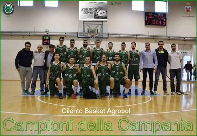 CILENTO BASKET CAMPIONE