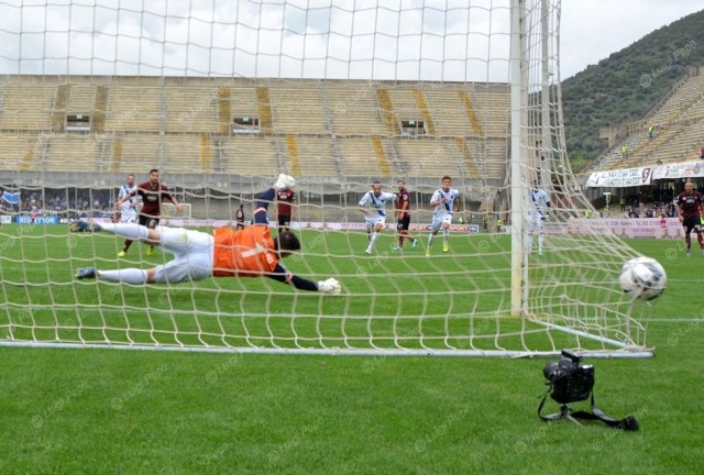 SALERNITANA LATINA