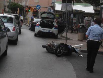 incidente-vigili-scooter