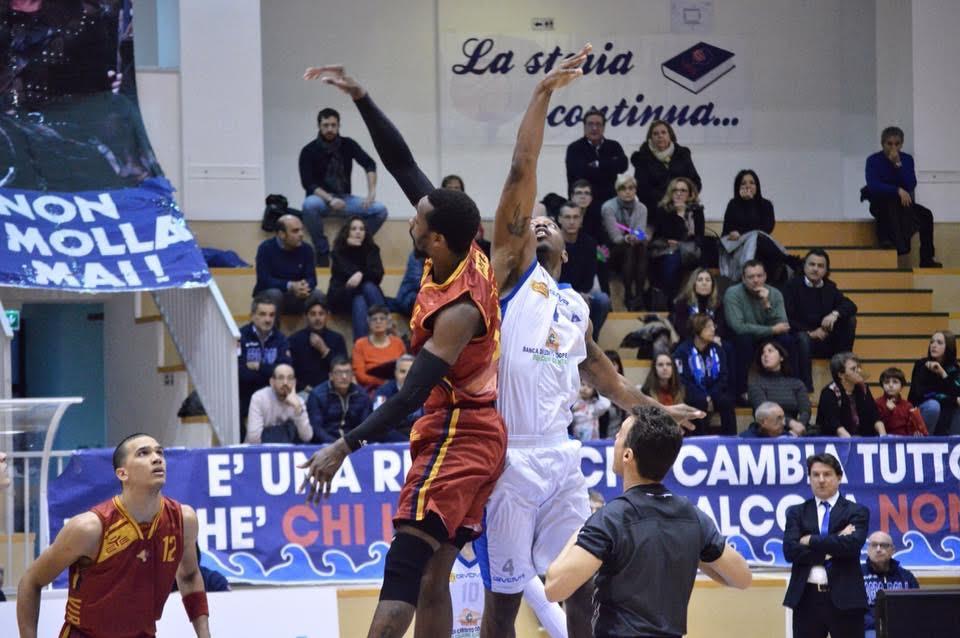 basket agropoli roma