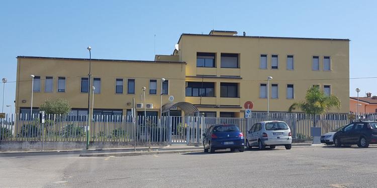 La-caserma-dei-carabinieri-di-Santa-Maria-di-Castellabate