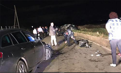Incidente_Litoranea_Ambulanza_Vigili_del_Fuoco_3