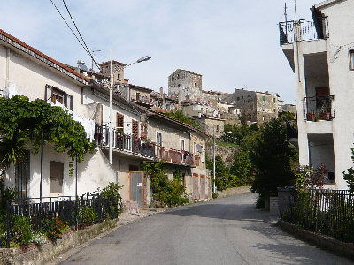 San Mauro Cilento veduta