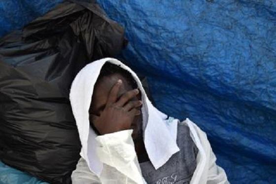 migranti a salerno