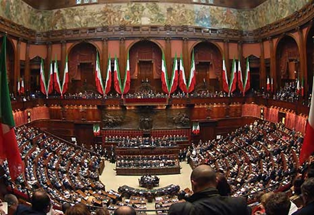 parlamento-seduta-comune-presso-camera-deputati