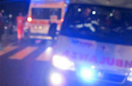 incidente-notte-ambulanza