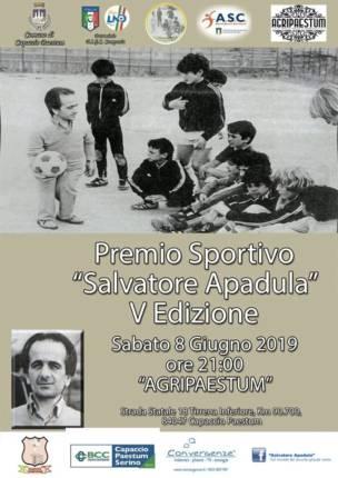 PREMIO SALVATORE APADULA