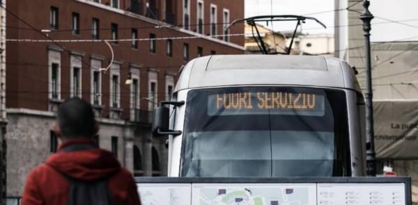 sciopero-tram-roma