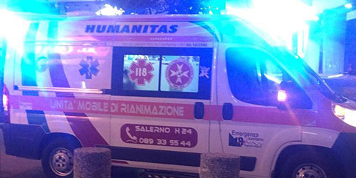 AMBULANZA HOMANITAS