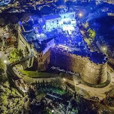 castelo dall'alto