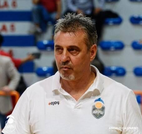 Coach Franco Lepre