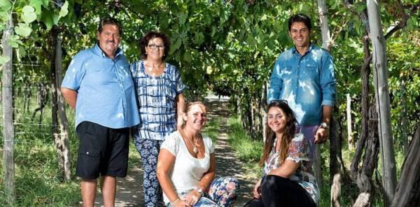 Sorrentino Vini - la famiglia