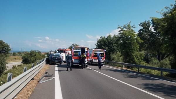 incidente superstrada