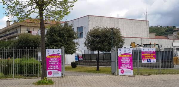 Centro vaccinale Città di Agropoli