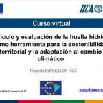 Cálculo y evaluación de la Huella Hídrica como herramienta para la sostenibilidad territorial y la adaptación al cambio climático.