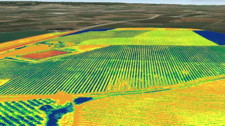 La agricultura de precisión podría alimentar a la humanidad de manera ecológica