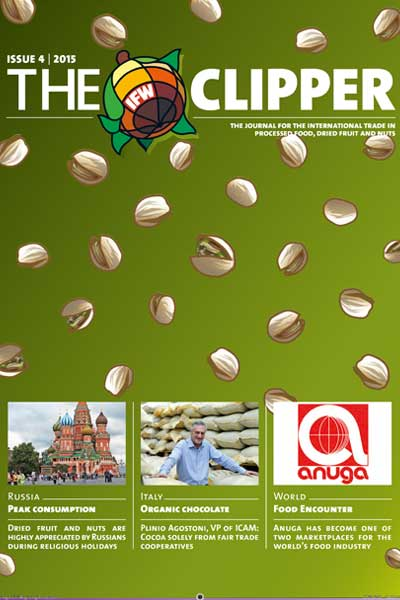The Clipper TABLET Edition 1/2 Page Advertisement