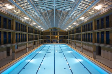 Winter Pool - Molinor