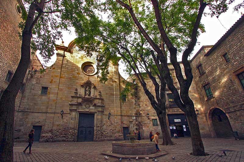Plaza-de-Sant-Felip-Neri