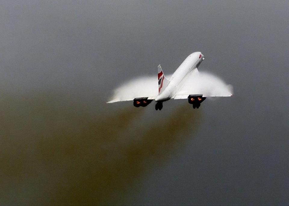 Though the Concorde fleet returned to service in late 2001, the business never recovered.