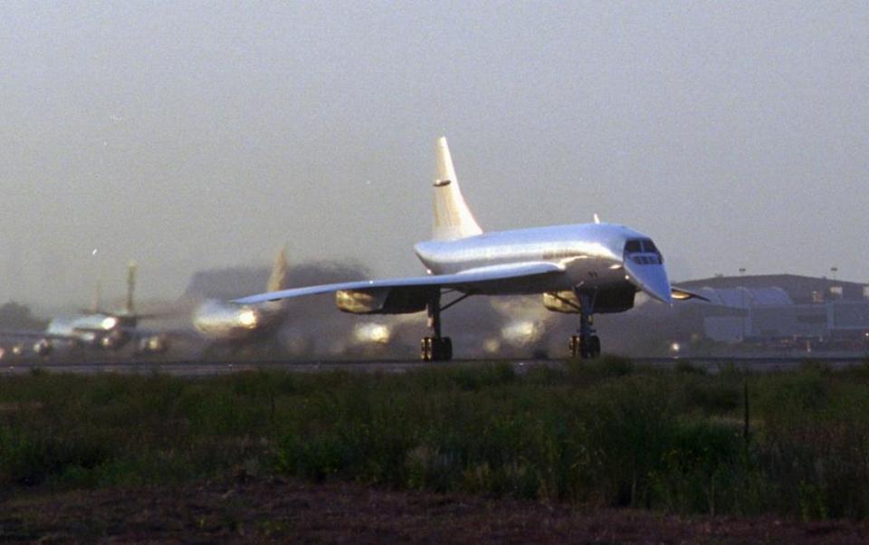 For most of its career, the Concorde had a sparkling safety record.