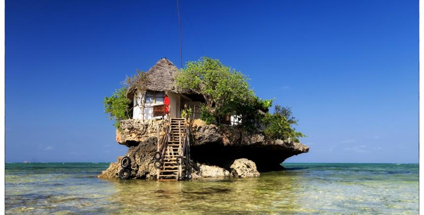 The Rock - Zanzibar