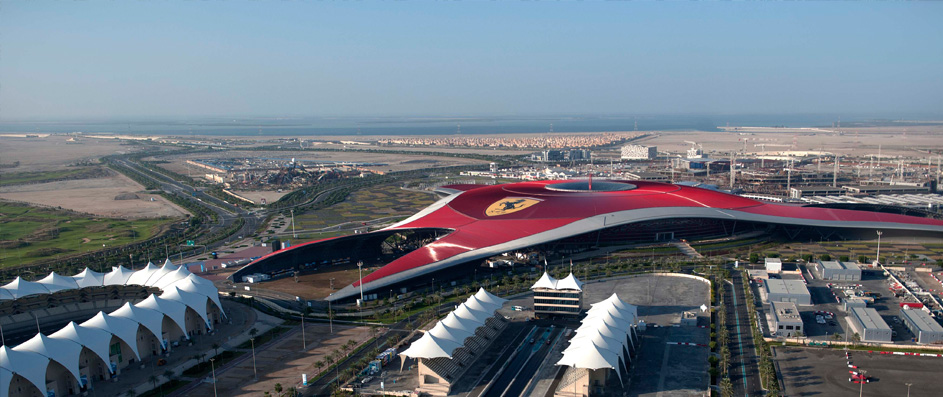 Ferrari already has a theme park called Ferrari World, on Yas Island in Abu Dhabi, which is also home to Yas Island GP Circuit which currently hosts Formula 1 races.