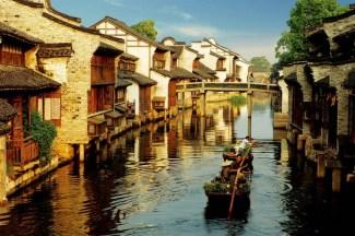 Wuzhen Water Chamber