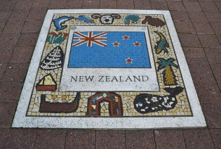 New Zealand Emblem