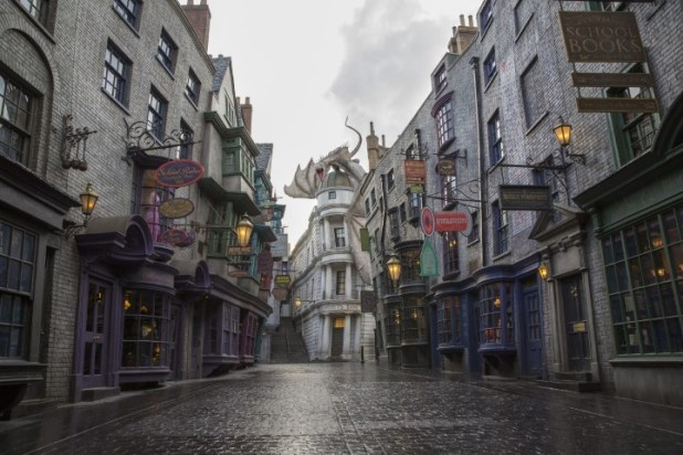 Orlando Wizarding World of Harry Potter
