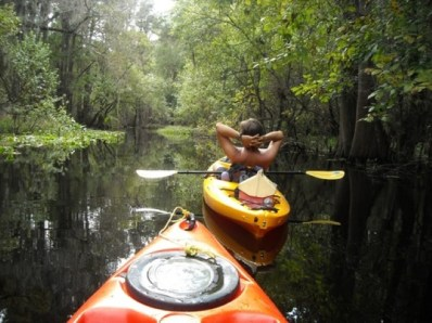 Orlando kayak