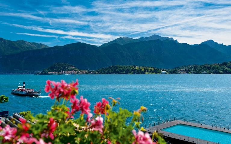 Grand Hotel Tremezzo, Lake Como, Italy (Small)