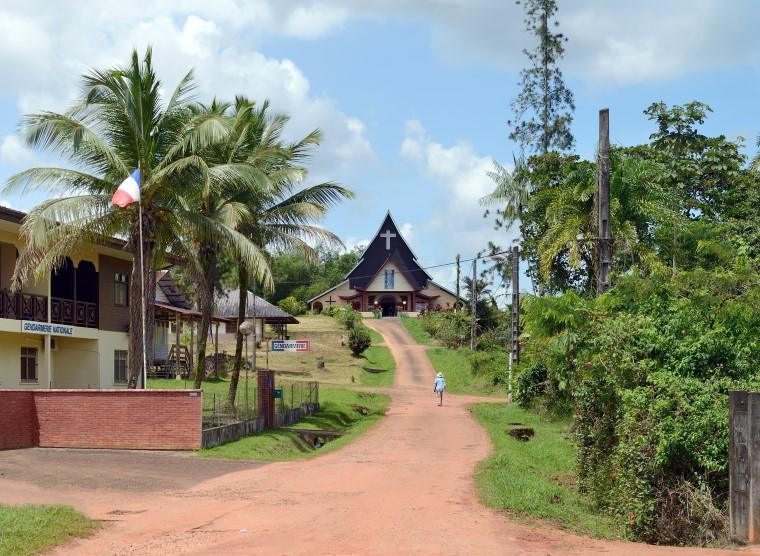 French Guiana Cacao