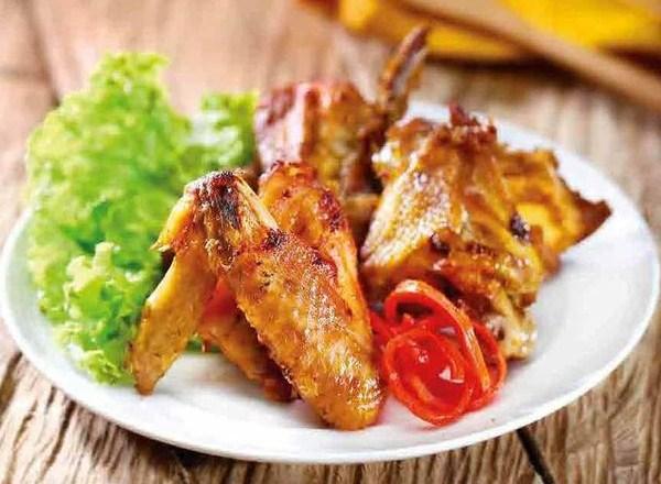 Ayam Kalasan Padang