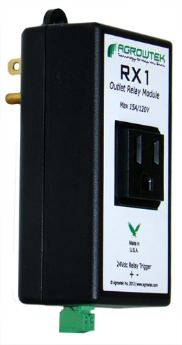 Electrical Outlet Relay